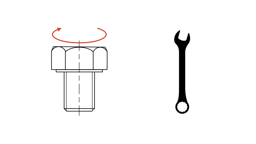 【解説】ボルトを締める際の軸力・締付けトルクの決め方