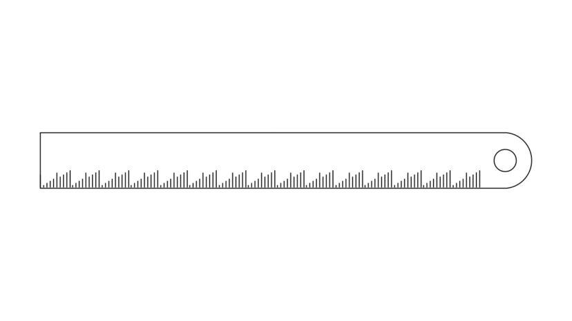 目盛が見やすい測定器:快段目盛の魅力【おすすめ】