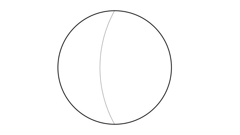 球殻を引き離す力の計算