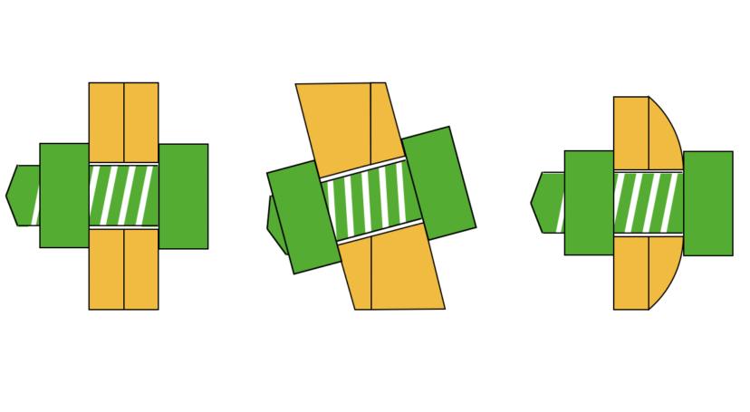 ボルトの座面は斜めや曲面にするべきではない理由