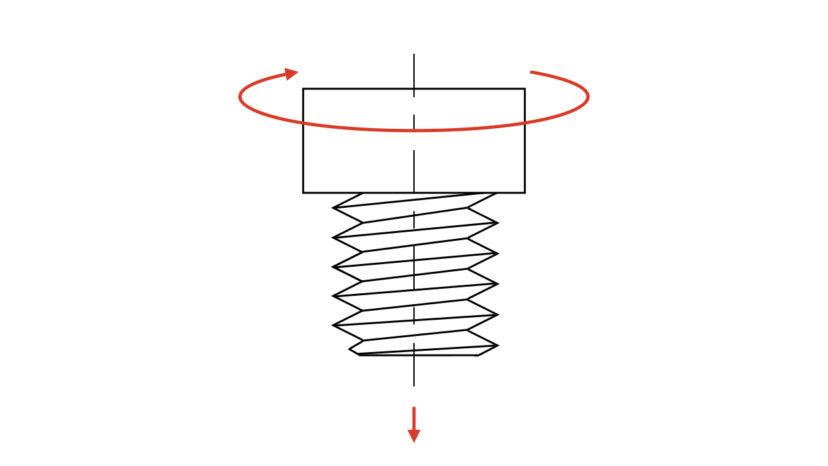 【解説】締め付けトルクと軸力の関係式の導出(1)