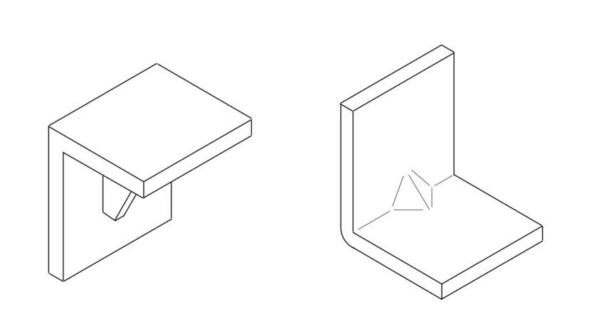 【解説】リブの設計方法とコツ