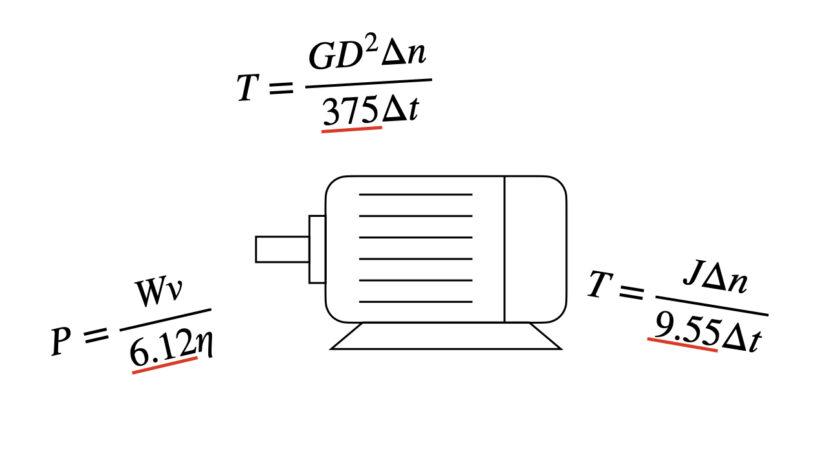 【解説】モータの計算式に出てくるナゾの係数の意味